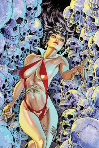 Vampirella #3 (40 Copy March Virgin Cover)
