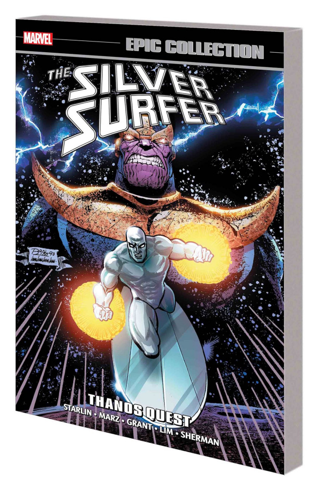 The Silver Surfer: Thanos Quest