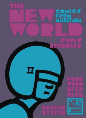 The New World Comics From Mauretania