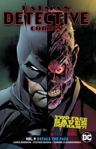 Detective Comics Vol. 9: Deface the Face