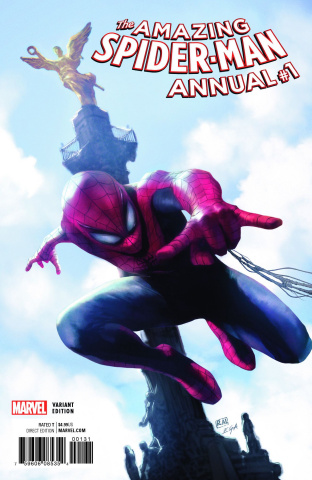 The Amazing Spider-Man Annual #1 (Valdes Televisa Cover)