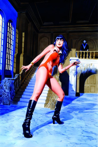 Vampirella #11 (25 Copy Mayhew Virgin Cover)