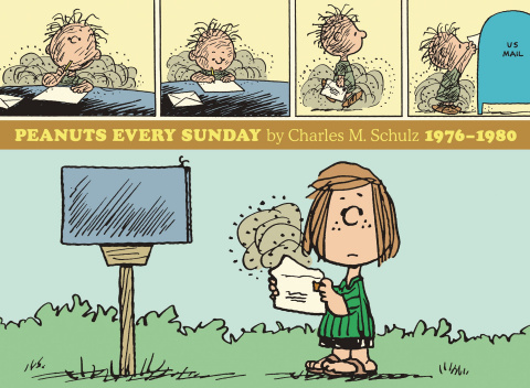 Peanuts Every Sunday Vol. 6: 1976-1980