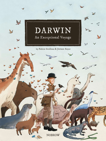 Darwin: The Voyage of the HMS Beagle