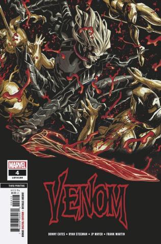 Venom #4 (Stegman 3rd Printing)