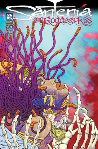 Santeria: The Goddess Kiss #4 (Fortis Cover)