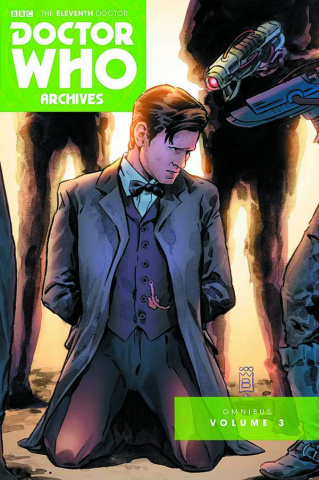 Doctor Who: The Eleventh Doctor Archives Vol. 3 (Omnibus)