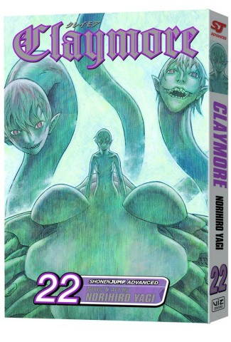 Claymore Vol. 22