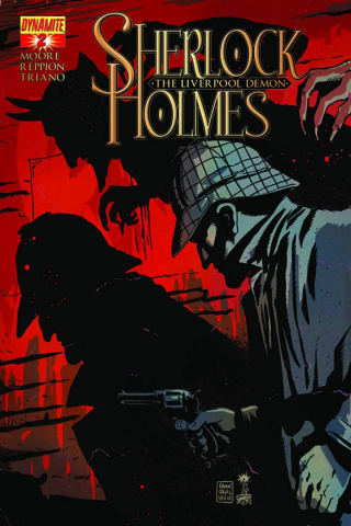 Sherlock Holmes: The Liverpool Demon #2