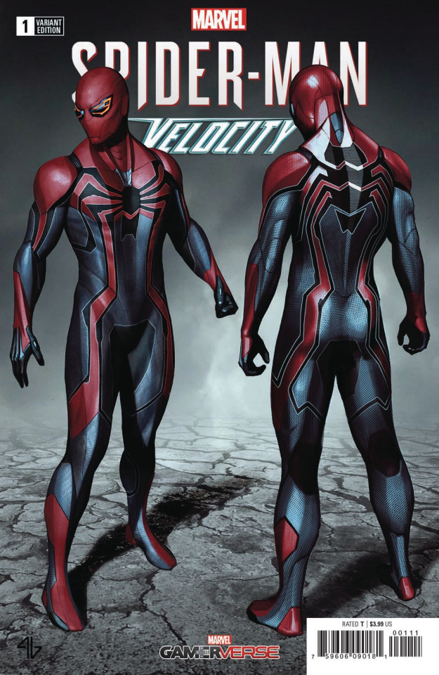 Spider-Man: Velocity #1 (Granov Cover)