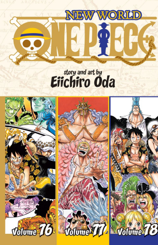 One Piece Vol. 26 (3-in-1 Edition)