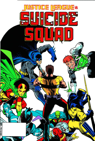 Suicide Squad Vol. 2: The Nightshade Odyssey