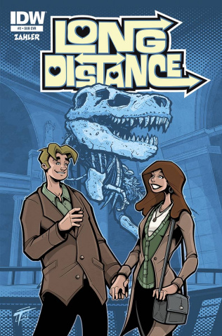Long Distance #2 (Subscription Cover)