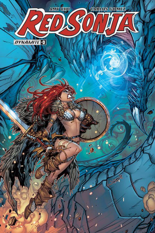 Red Sonja #3 (Meyers Cover)