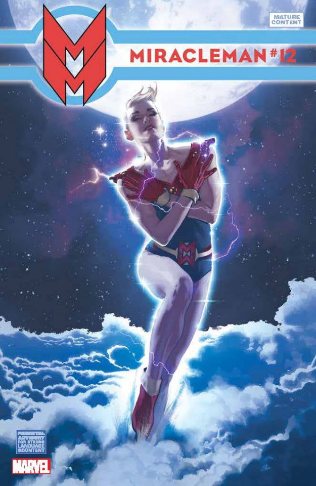 Miracleman #12 (Hughes Cover)