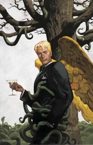 Lucifer Vol. 1 (Omnibus)