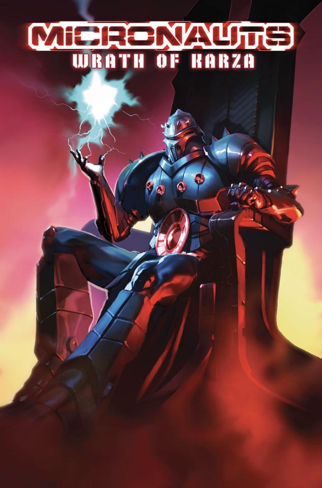 Micronauts: Wrath of Karza