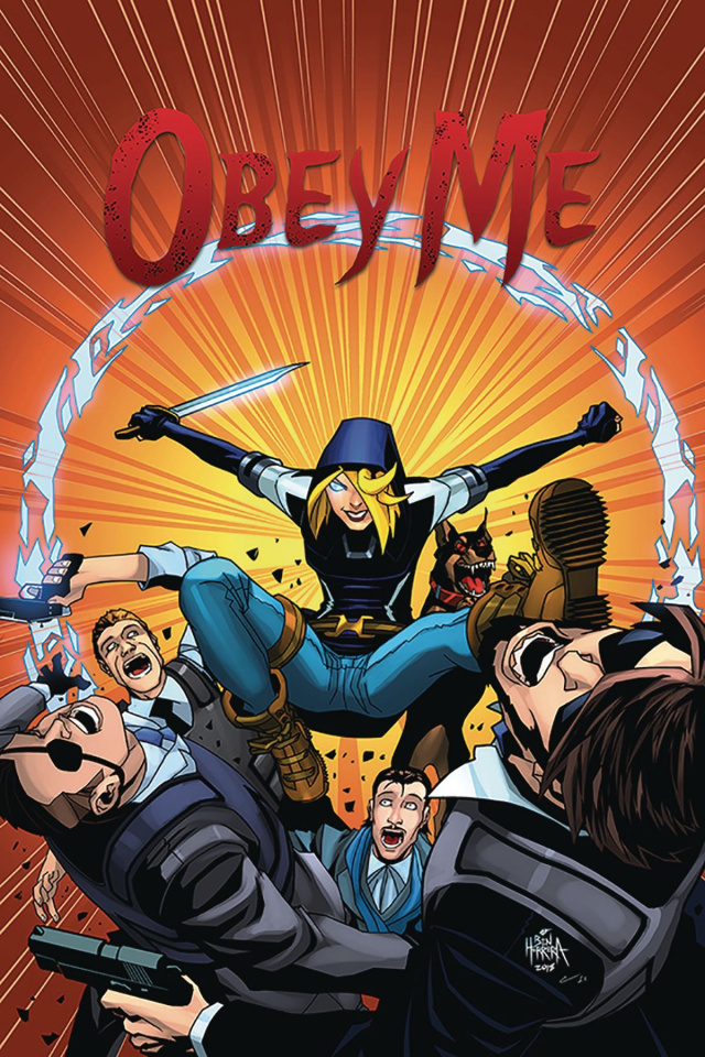 Obey Me #0 (Herrera Cover)