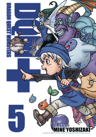 Dragon Quest: Monsters Plus Vol. 5