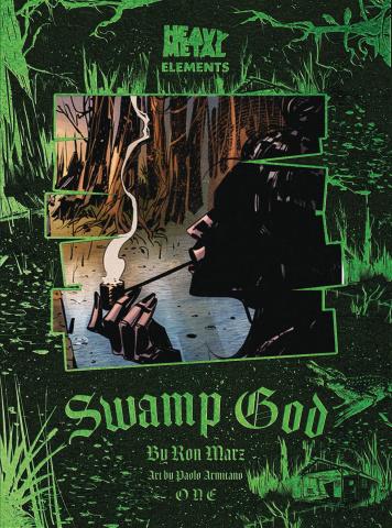 Swamp God #1