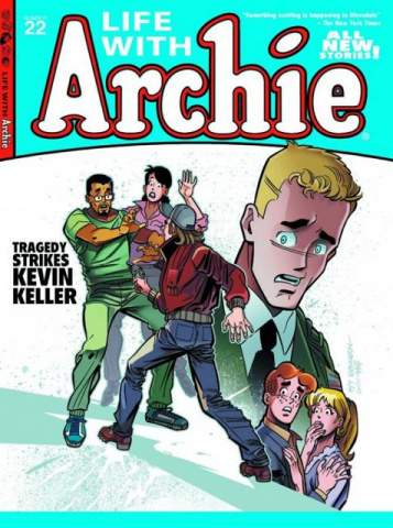 Life With Archie #22 (Kennedy Cover)
