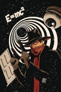 The Twilight Zone: The Shadow #1 (10 Copy Virgin Cover)