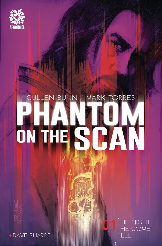 Phantom on the Scan #1 (Torres Cover)
