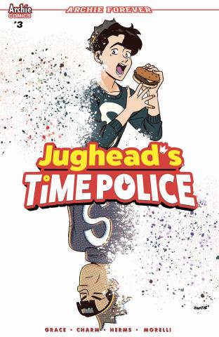 Jughead's Time Police #3 (Jampole Cover)