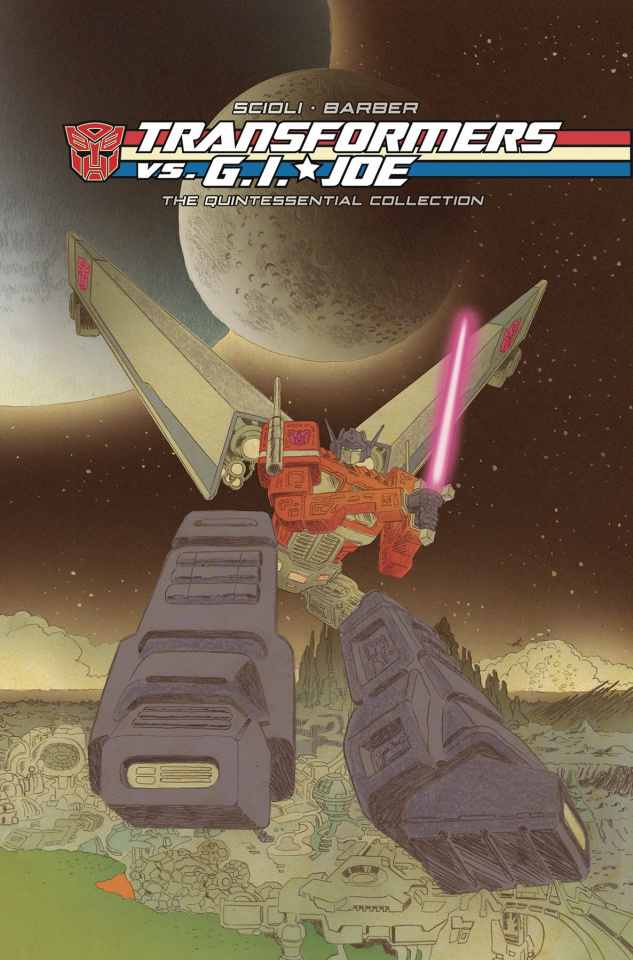 Transformers vs. G.I. Joe The Quintessential Collection