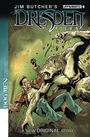 The Dresden Files: Dog Men #6