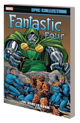 Fantastic Four: The Name Is Doom (Epic Collection)