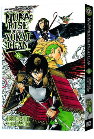 Nura: Rise of the Yokai Clan Vol. 6