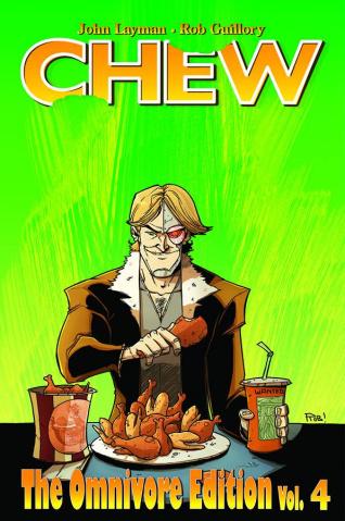 Chew Vol. 4 (Omnivore Edition)