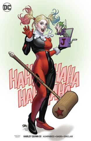 Harley Quinn #51 (Variant Cover)