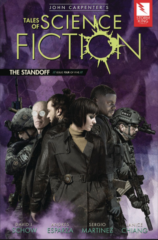 Tales of Science Fiction: The Standoff #4