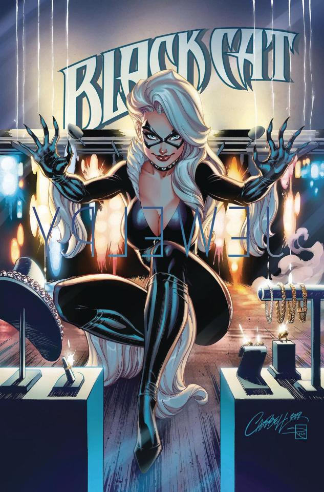 Black Cat Vol. 1: Grand Theft Marvel