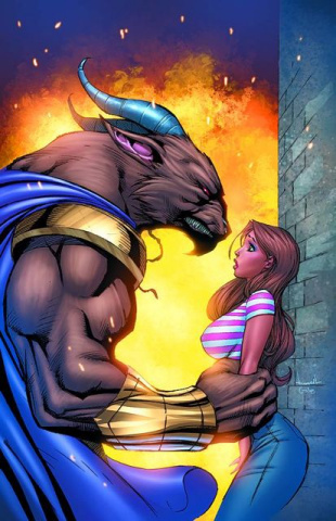 Grimm Fairy Tales: Myths & Legends #14 (Garza Cover)