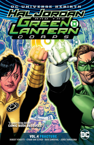 Hal Jordan and the Green Lantern Corps Vol: 4: Fracture (Rebirth)