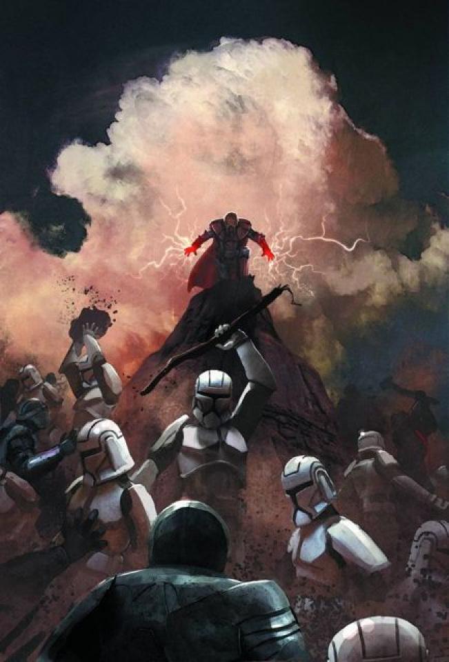 Star Wars: Knight Errant - Escape #4
