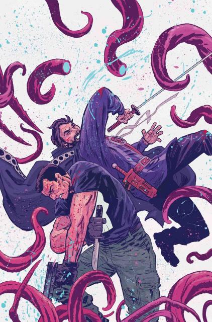 Doctor Strange / The Punisher: Magic Bullets #4
