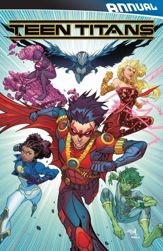 Teen Titans Annual #2