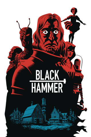 Black Hammer: Age of Doom #3 (Cho Cover)