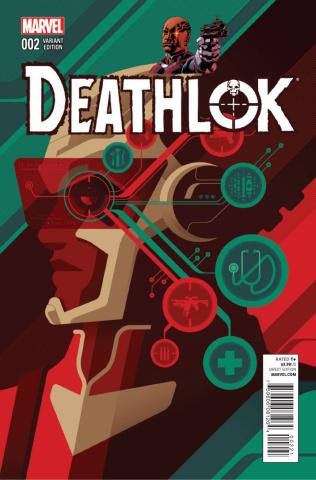 Deathlok #2 (Whalen Cover)