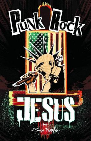 Punk Rock Jesus #1