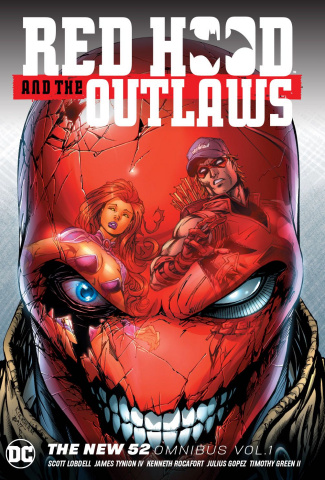 Red Hood and The Outlaws: The New 52 Vol. 1 (Omnibus)