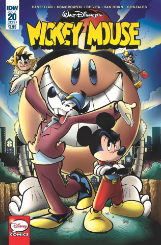 Mickey Mouse #20