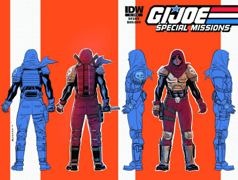 G.I. Joe: Special Missions #5 (10 Copy Cover)