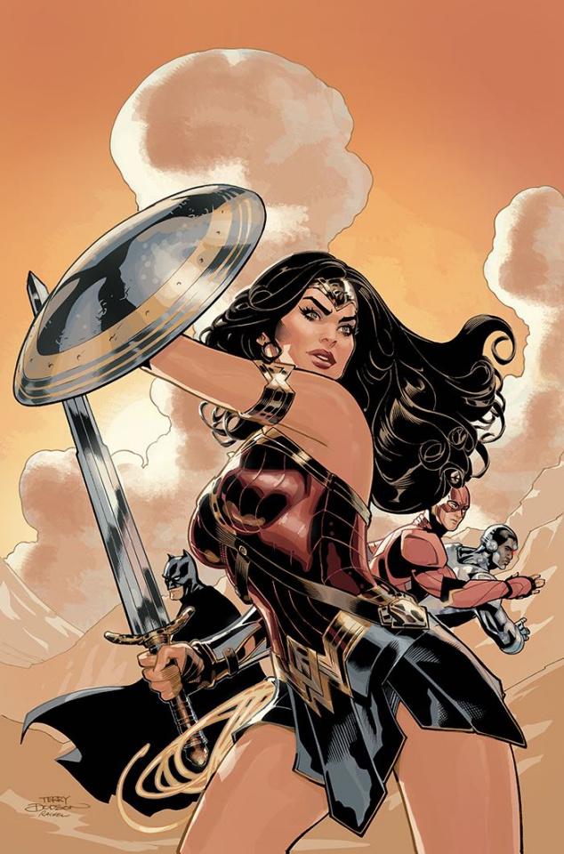 Wonder Woman #35 (Variant Cover)