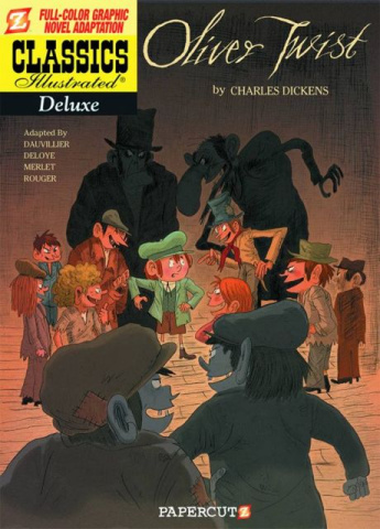 Classics Illustrated Vol. 8: Oliver Twist