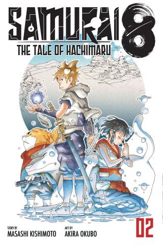 Samurai 8: The Tale of Hachimaru Vol. 2